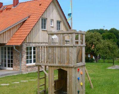 Ferienhaus Sandburg – Familienfreundliche Ferienhäuser mit Top-Ausstattung am Ostseestrand